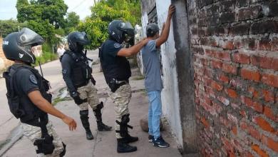 Photo of La policía detuvo a 25 personas este fin de semana