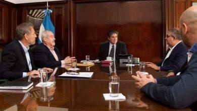Photo of Jalil se reunió con Lanziani por obras energéticas para mejorar el servicio