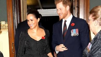 Photo of Harry y Meghan, ¡de vuelta en el Reino Unido!