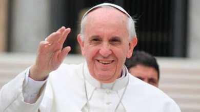 Photo of Francisco volvió a aparecer en público luego del resfrío