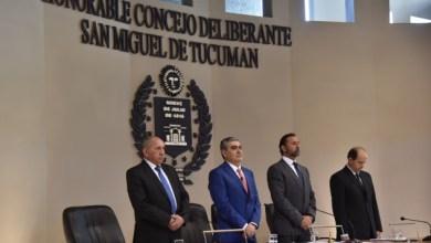 Photo of Alfaro inauguró las sesiones en San Miguel