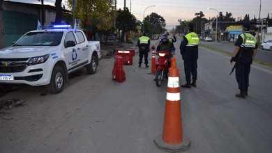 Photo of La policía controló la circulación de las motos
