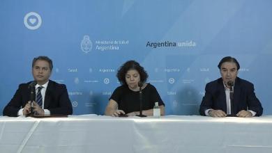 Photo of Alerta:  ya son 128 los casos de coronavirus en Argentina