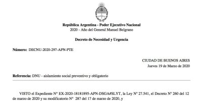 Photo of La justicia aprobó la cuarentena obligatoria