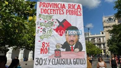 Photo of Paro docente en Salta: 75% de acatamiento en la provincia