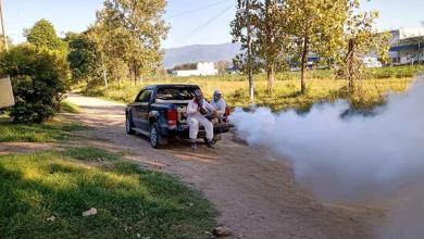 Photo of Tafí Viejo: intensifican trabajos contra el dengue
