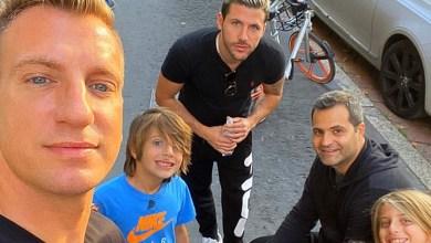 """Photo of Maxi López pidió la custodia de sus hijos y lo tildaron de """"padre incumplidor"""""""