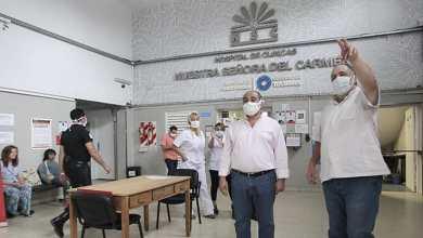 Photo of El hospital del Carmen aumentó la atención por la pandemia
