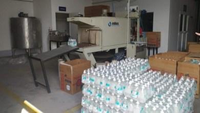 Photo of La DCI controló empresas por faltante de alcohol en gel
