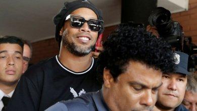 Photo of Ronaldinho pagó su fianza y quedó libre