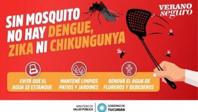 Photo of Dengue: 96 casos nuevos y zonas de control focal