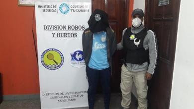 Photo of Detienen a integrante del clan Acevedo por atacar a un policía
