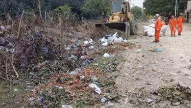 Photo of Tafí Viejo: Operativo integral de limpieza en la ciudad