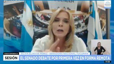 Photo of Elías de Pérez contra Cristina por unas letras
