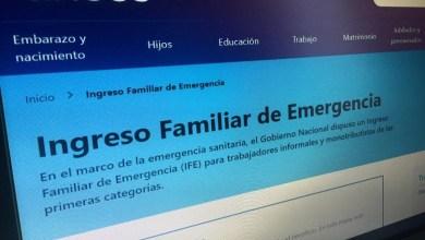 Photo of IFE: Cafiero aseguró que se volverá a pagar