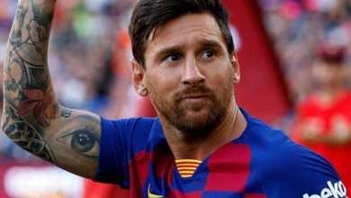 Photo of Lionel Messi donó 500 mil euros a la fundación Garrahan