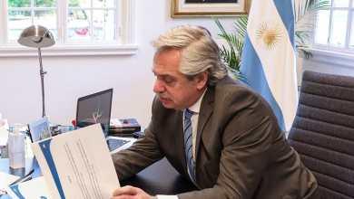 """Photo of El presidente aseguró que """"los bonistas quieren un cambio de gobierno"""""""
