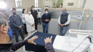 Photo of En Concepción, intensifican la prevención de coronavirus con 18 camas en terapia intensiva
