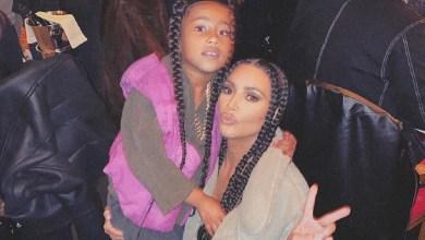 """Photo of """"No podía esperar…"""" Kim Kardashian celebró el Día de la Madre con muchos regalos"""