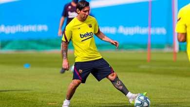 "Photo of Messi: ""Luego de la pandemia, nada va a ser igual"""