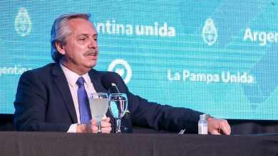 """Photo of Fernández: """"El Estado nunca más va a hacer este tipo de espionaje"""""""