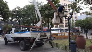Photo of Trabajan en la revalorización del Paseo de la Independencia