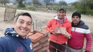 Photo of Jóvenes hallaron un ladrillo con la imagen de la Virgen del Valle