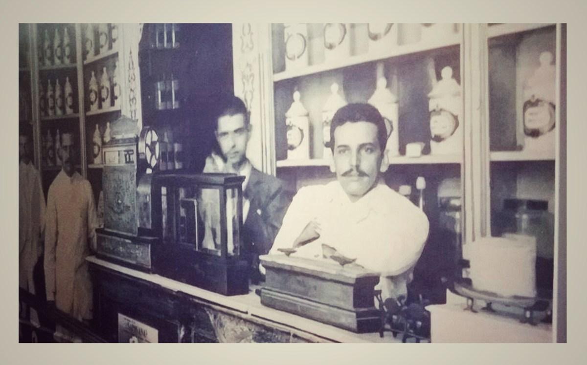 La farmacia del siglo diecinueve, mucho más que una botica