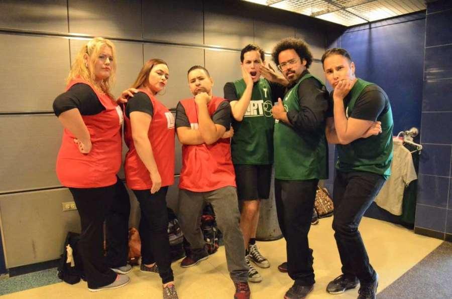 Liga Puertorriqueña de Improvisación Teatral
