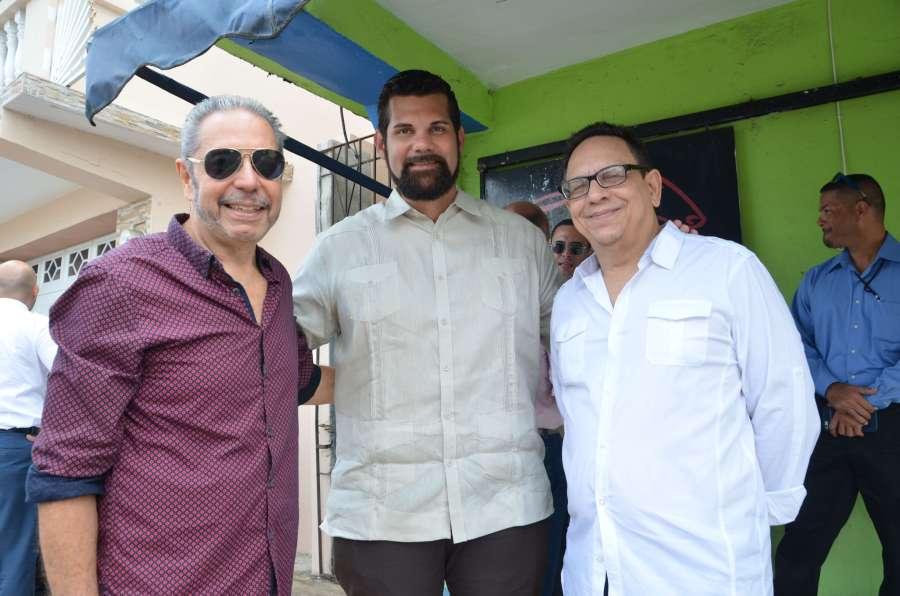 cp Héctor Ruiz (Atabal)_ Carlos Ruiz Cortés, director ejecutivo ICP y Gary Núñez Plena Libre