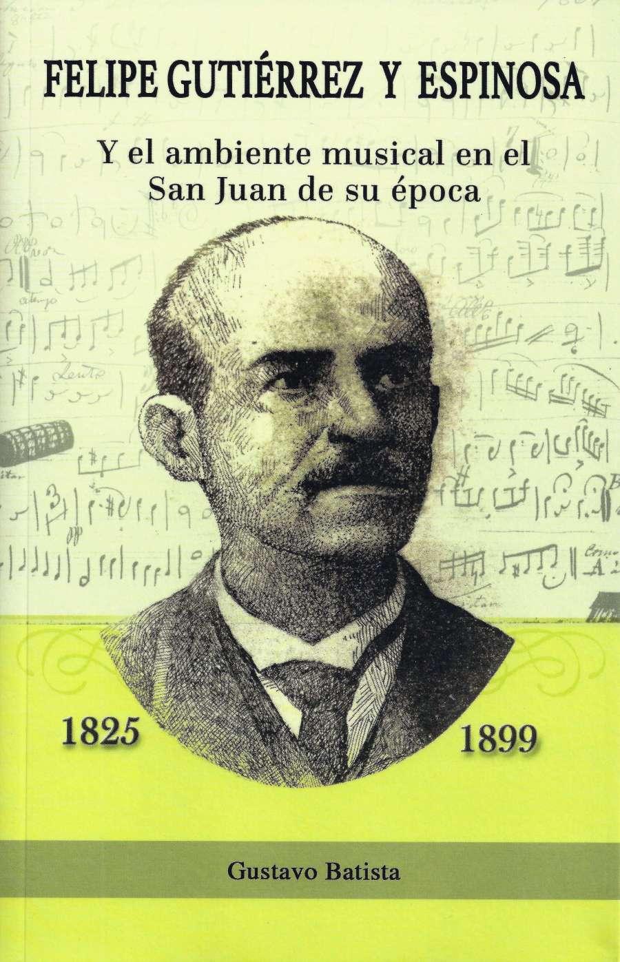 Libro - Felipe Guitiérrez y Espinosa - Mayo 2017