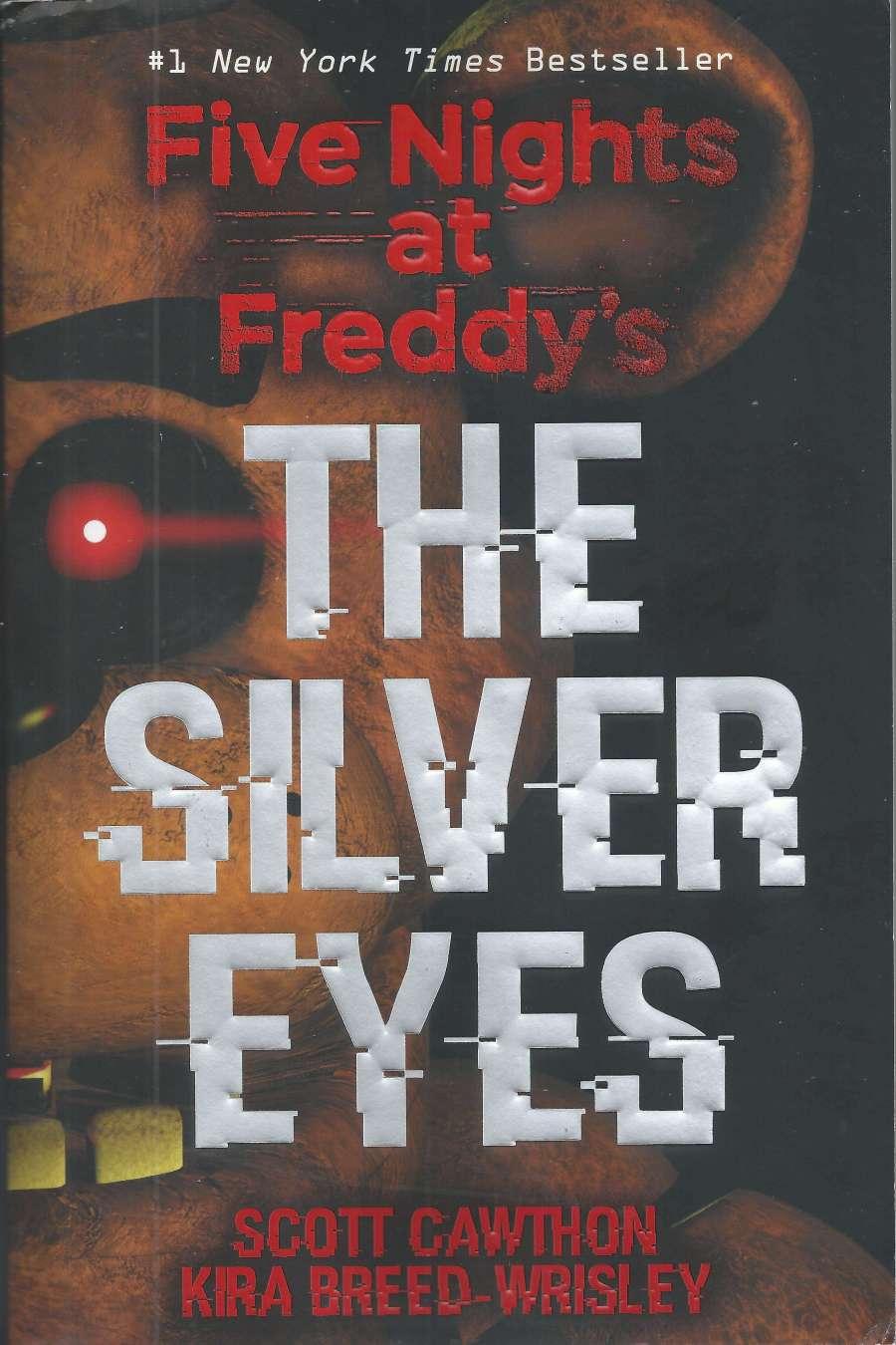 Libro - The Silver Eyes - Mayo 2017