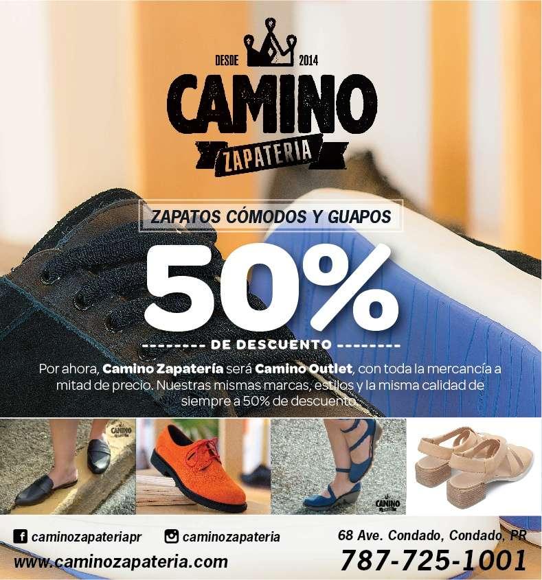 Anuncio Camino Zapateria Noviembre 2017