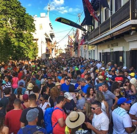 Detalles sobre transportación y seguridad durante las Fiestas de la Calle San Sebastián