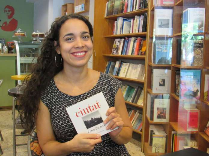 Zaira Pacheco Foto Para Sabborear la Literatura Febrero 2018