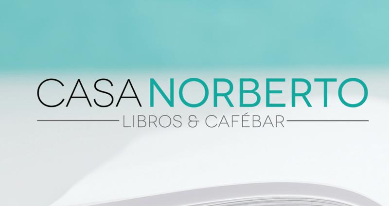 Reseñas Literarias Casa Norberto Noviembre 2018