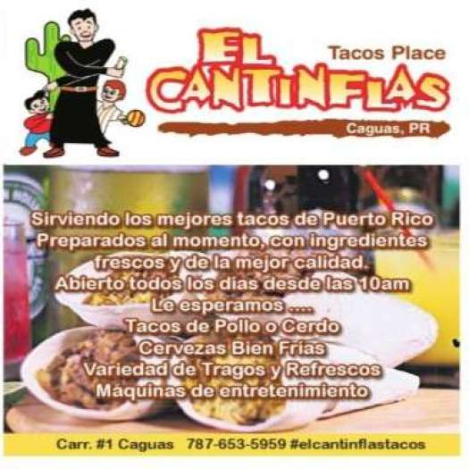 Profile Pic website Cantinflas Ad