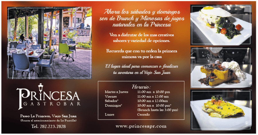 Princesa Gastro Bar Revisado