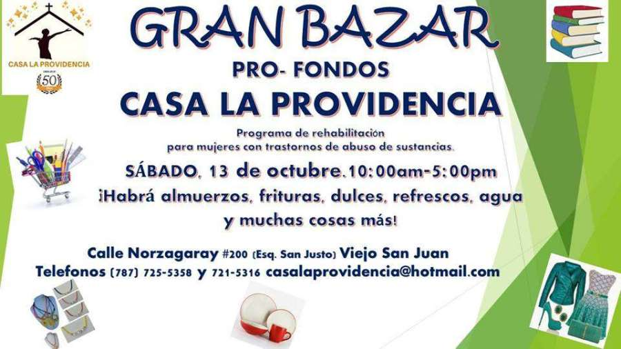 Casa Providencia Bazaar