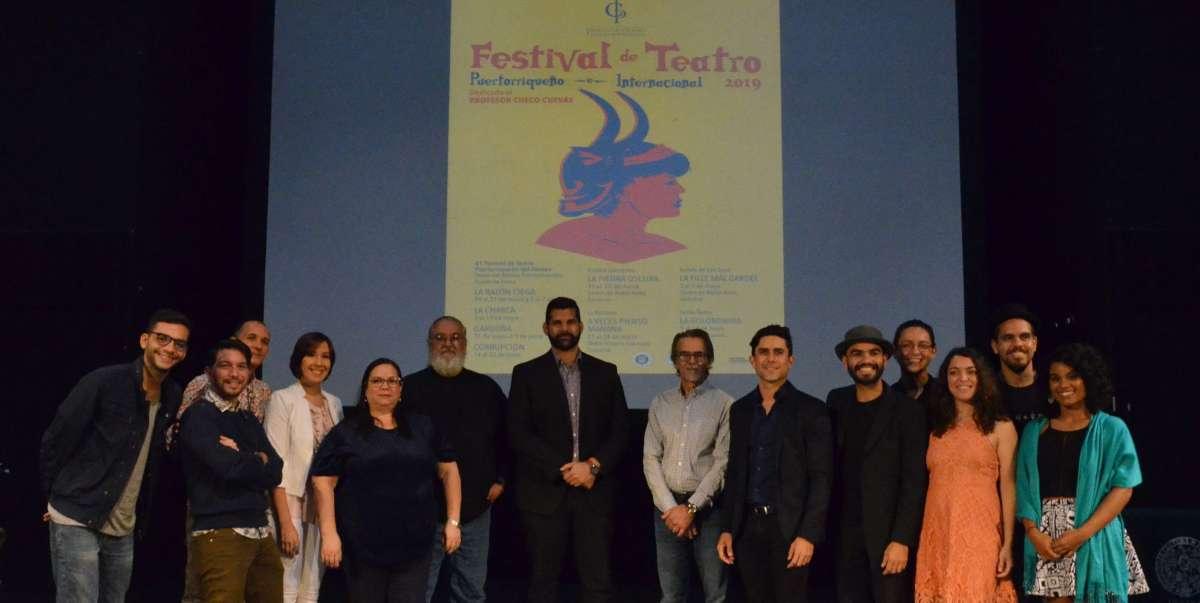 Comienza el Festival de Teatro Puertorriqueño e Internacional 2019