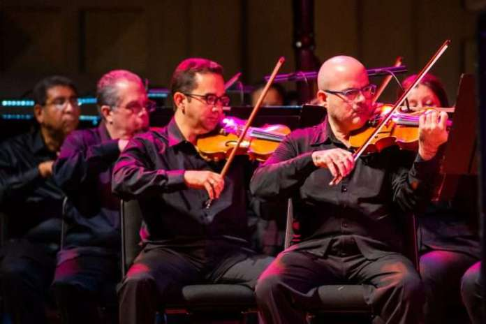 Orquesta Sinfonica Vitrina Sinfonica