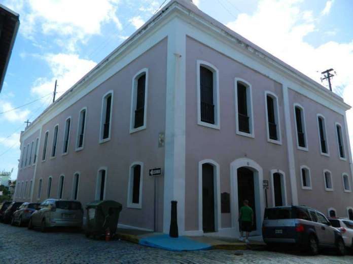 Hospital de San Ildefonso