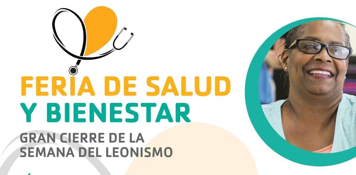 Flyer - Feria Salud Leones
