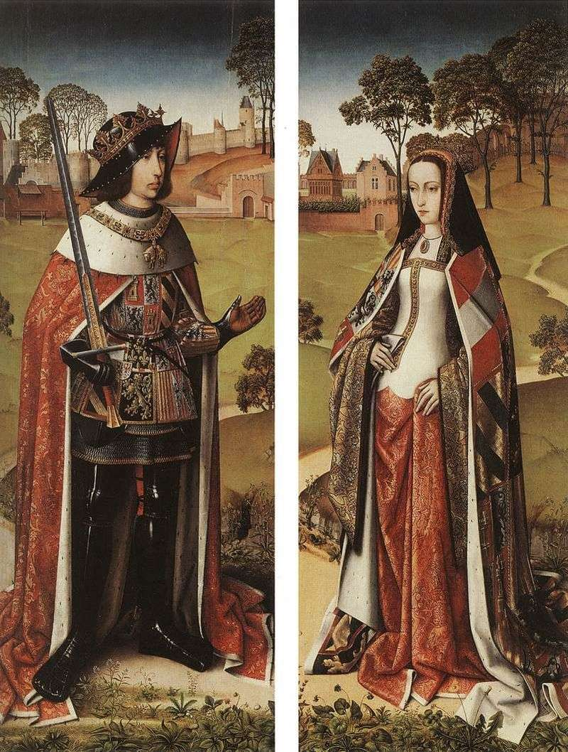 Juana y Felipe el Hermoso