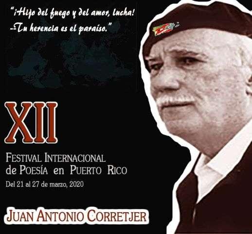 XII Festival Internacionl de Poesia en PR
