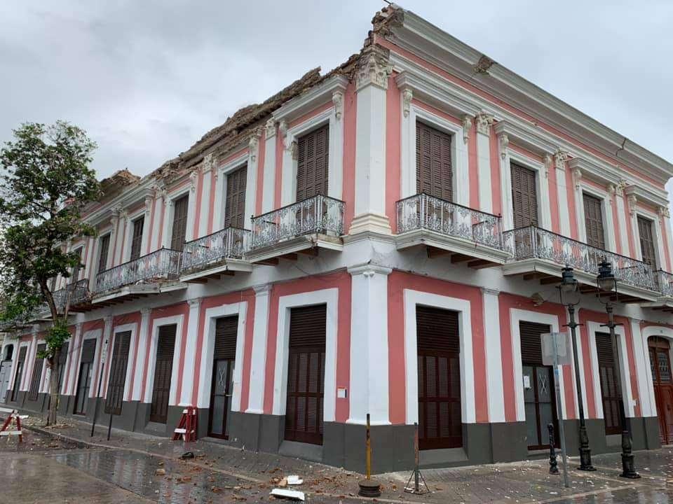 Temblor Ponce Mayo 2020 Jaime Yordan Frau 1