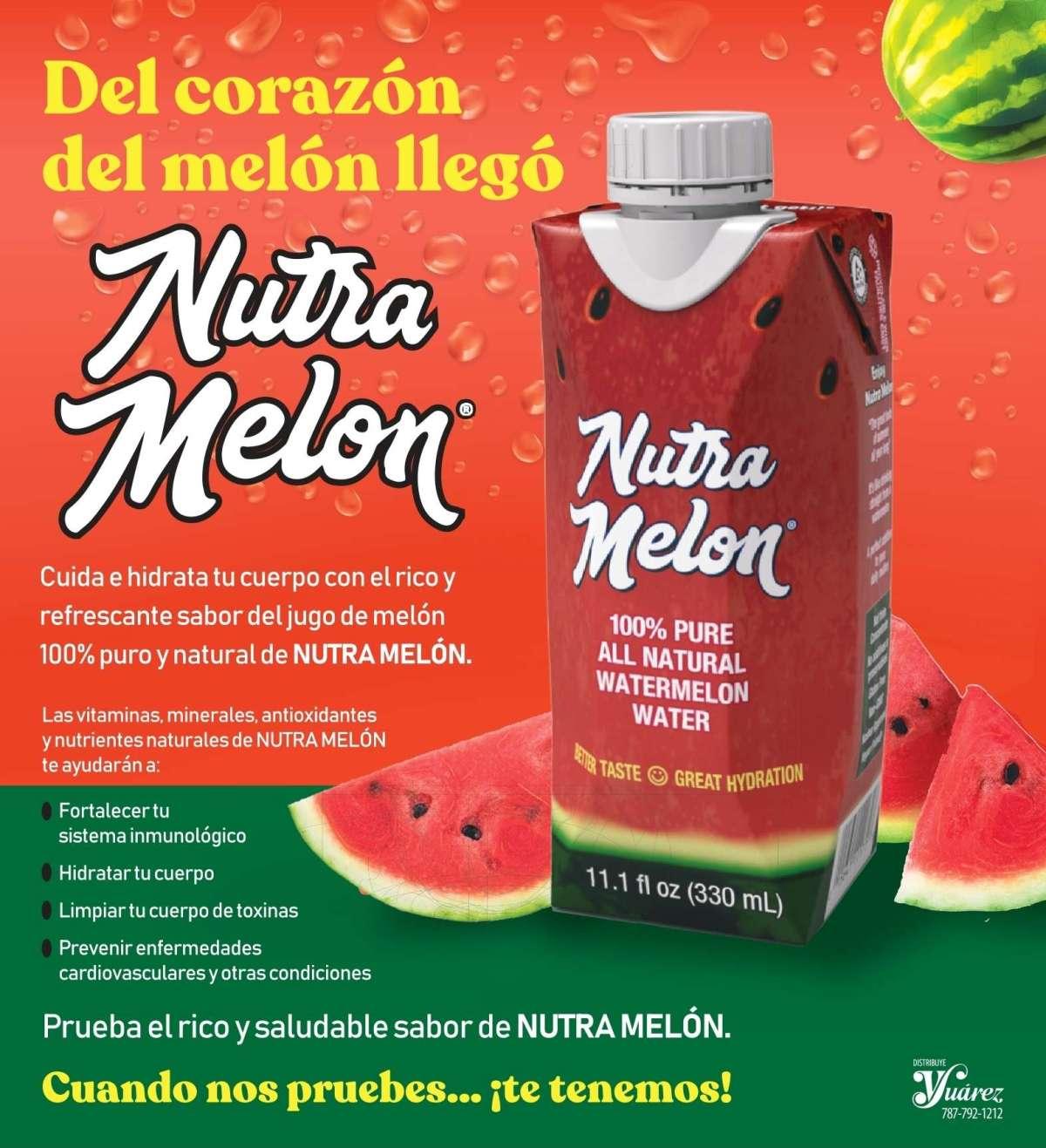 Nutra Melon