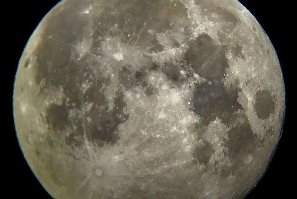 Súper Luna Llena