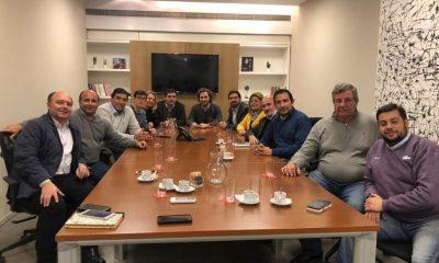Camau Espinola apoya la candidatura de Alberto Fernández