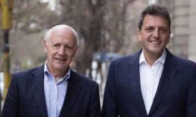 Massa le abre la puerta a Lavagna, Monzó y Massot